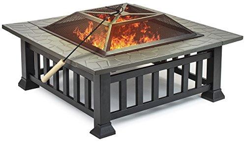 Sorbus Square Fire Pit Review