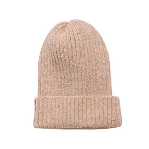 Iusun Womens Mens Winter Knit Slouc…