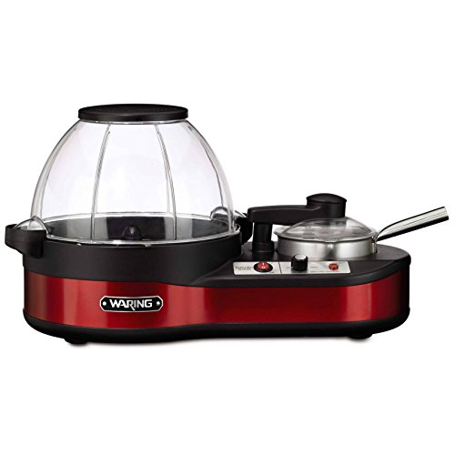 Waring Pro Popcorn Maker with Melting Station