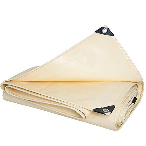 Bâche Imperméable 600g / M2 De PVC d'Oxford De De Protection Solaire Anti-Pluie Rembourrée De (Taille : 6x7m)