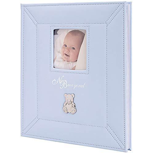 Libro de recuerdos Bebe Celeste