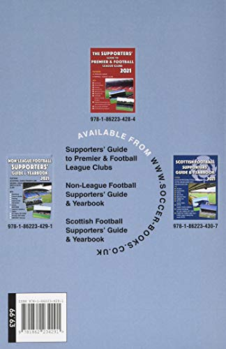 Non-League Supporters' Guide & Yearbook 2021