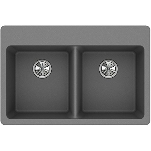 elkay top mount granite sink - 4
