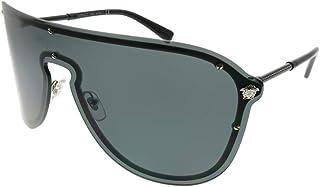 Versace Women's Shield Sunglasses