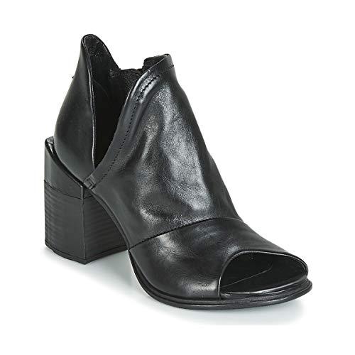 A.S. 98 Damen Sandalette 933003 Schwarz (Black), Größe 36