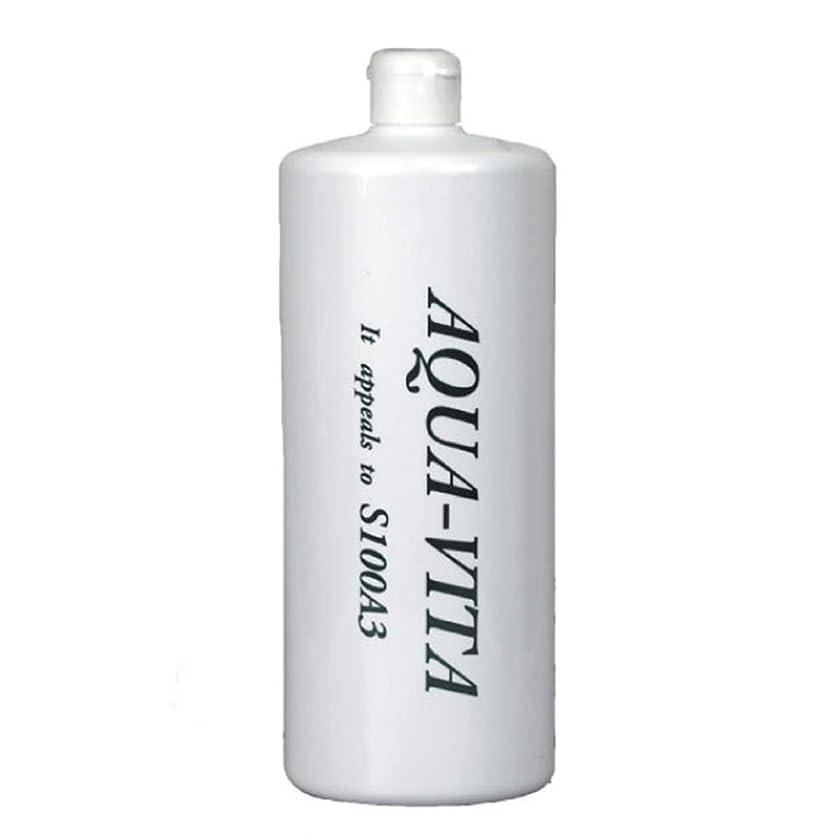 不利リテラシーり全身用化粧水 アクアヴィータ (1000ml (お得用サイズ))