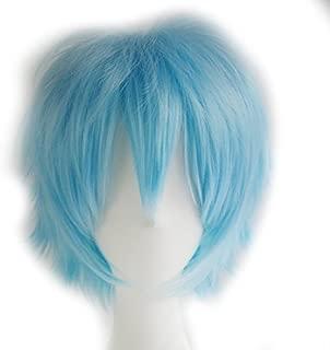 Aicos Probeauty Unisex Basic Short Hair Wig/Wigs Cosplay Party+Wig Cap