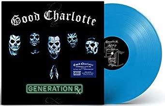 Good Charlotte – Generation Rx (Exclusive Limited Edition Transparent Blue Vinyl)