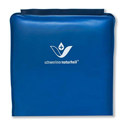 schwerinernaturheil Premium Deluxe Wärmespeicher mit Naturmoorfüllung Gr.1, Kältekissen, Wärmespeicher, Wärmekissen, Wärmekompresse, Heizkissen