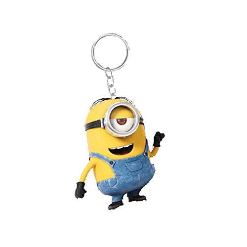 Genuine Despicable Me Minions 'Stuart' Banane duftender 3D-Schlüsselanhänger