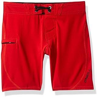 O'Neill Little Boys Hyperfreak S-Seam Boardshort red XL7X [並行輸入品]
