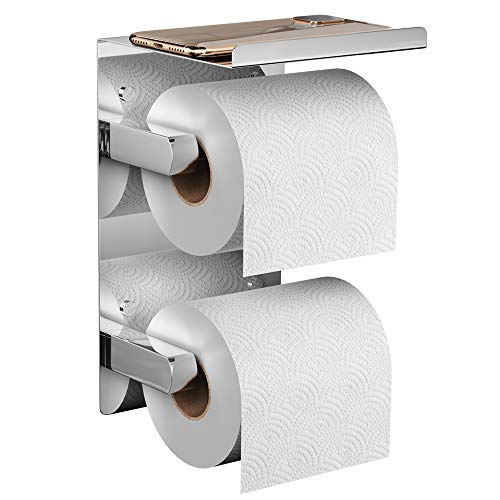 Top 10 best selling list for diy double toilet paper holder