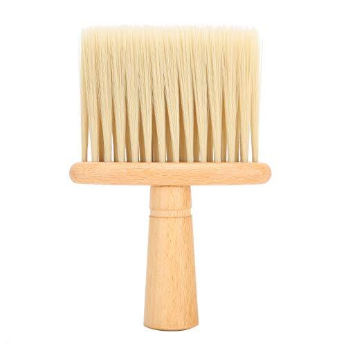 Cepillo de barrido de pelo roto, plumero de limpieza de cuello, estilista de 2,9 pulgadas, duradero, 7,3 cm para peluquería