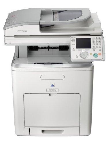Canon imageCLASS MF9170c Color Laser Multifunction Printer (White) (2232B001AA)