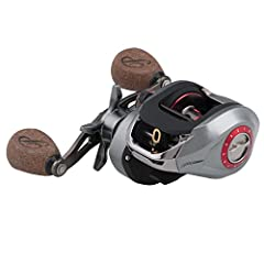 9 Bearing System: Corrosion resistant stainless steel ball bearings XT Low Profile Magnetic Breaking System: Externally adjustable break controls spool rotation and backlash Aluminum Handle: Aircraft grade aluminum, extreme durability Soft Touch Knob...