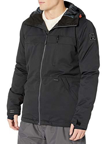 BILLABONG Herren All Day Snowboard Jacket Isolierte Jacke, schwarz, Mittel