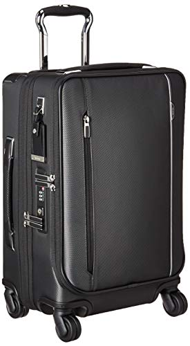 Tumi Arrivé International Dual Access 4 Wheeled Carry-On Pewter One Size