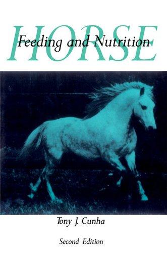 Horse Feeding and Nutrition (Animal Feeding and Nutrition) (English Edition)