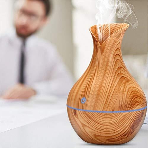 Ultraschall-Luftbefeuchter für die Aromatherapie, Diffusor für ätherische Öle, Luftreiniger für die Aromatherapie, wiederaufladbarer USB-Anschluss, für Büro, Schlafzimmer