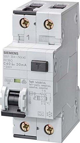 Siemens - Diferencial combinación 16a 2m 10ma 10ka-c
