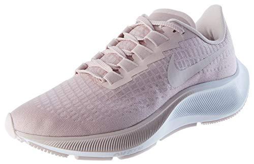Nike Damen WMNS AIR Zoom Pegasus 37 Laufschuh, Champagne/Barely Rose-White, 36 EU