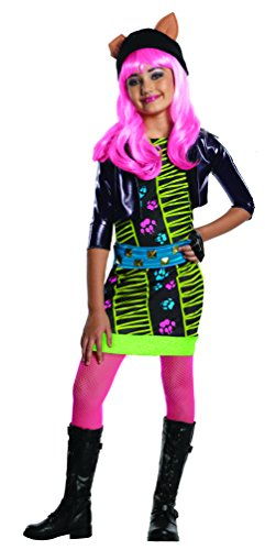 ubie's- CS801094 - déguisement officiel - Monster High- Déguisement Howleen Wolf - Multicolore - Taille 8-10 ans/L