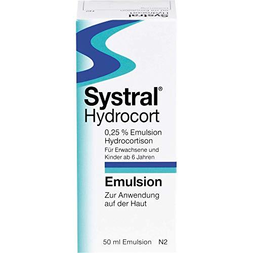 Systral Hydrocort 0,25% Emulsion, 50 ml Lösung