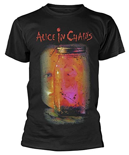 Alice in Chains 'Jar of Flies' T-Shirt - New & !