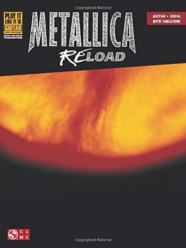 Metallica - Re-Load (Play It Like It Is Guitar)