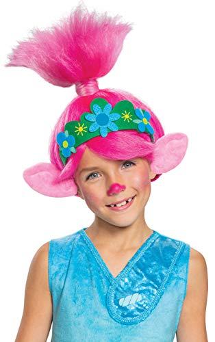 Disguise Trolls World Tour Poppy Wig, Trolls World Tour Child Costume...