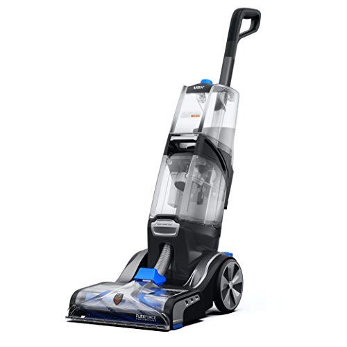 Vax 1-1-142257 Platinum Smartwash Carpet Cleaner, Charcoal/Blue