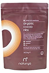 Sourced from selected Peruvian plantations Hand harvested, pure roasted organic cacao beans Source of magnesium to help mental activity Nourish the nervous system