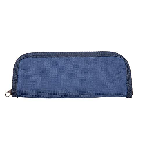 dgtrhted Portable Insulin Cooler Bag Diabetic Patient Organizer Medical Travel Insulated Case(Navy Blue)