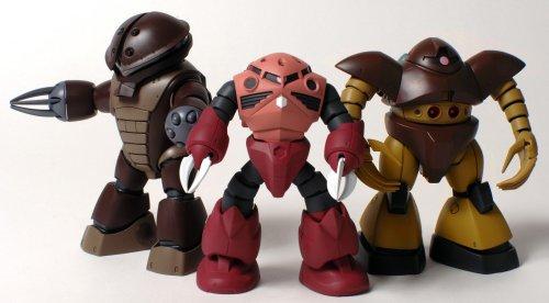 Amphibian Mobile Suit Set Operation Capture Of Jaburo GUNPLA HGUC High Grade Gundam 1/144