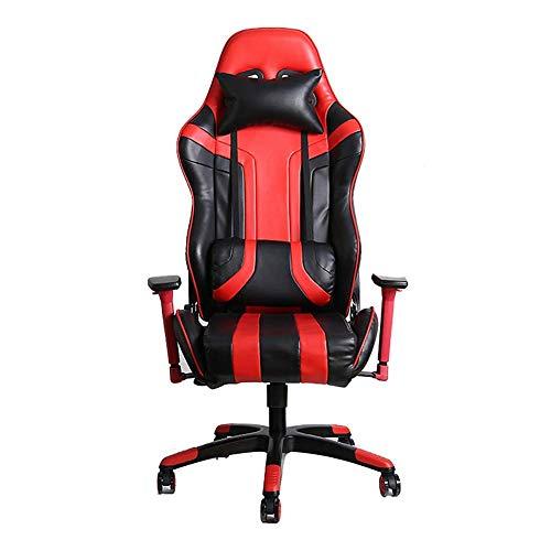 N&O Gaming Stuhl Anker Computerstuhl Live Gaming Stuhl Ergonomischer Bürostuhl Game Chair Creamy-White-Off-White