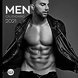 Men Calendario 2021: Calendario 'Booklet' y cuaderno, regalo original y sexy