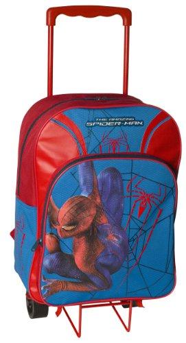 Giochi Preziosi Zaino Trolley Sganciabile Spiderman 4