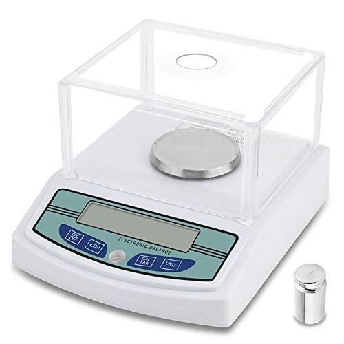 1000g,0.01g High Precision Lab Scale Digital Analytical Electronic Balance Laboratory Lab Precision Scale 110V