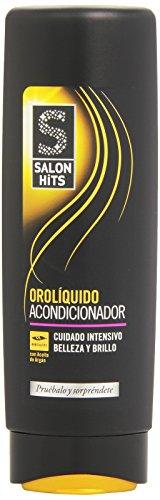 Salon Hits Oro Líquido Acondicionador 250 ml