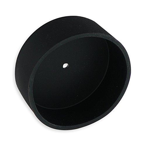 Lampen Baldachin schwarz - Silikon Abdeckung für Hängelampen