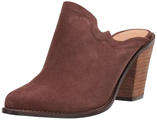 Chinese Laundry Women's Songstress Mule, Brown Suede, 9 M US