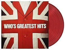 Greatest Hits (Red Vinyl)