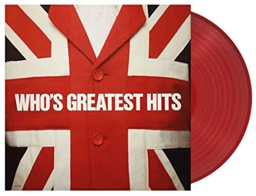 Greatest Hits (Red Vinyl) [Vinyl LP]