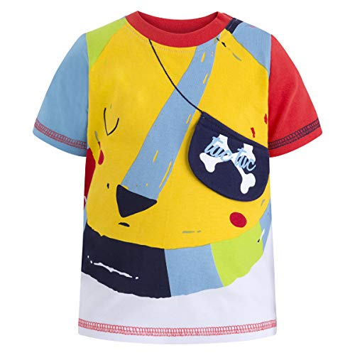 Tuc Tuc Camiseta de pirata para niños