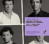 Trios pour Piano et Cordes (Intégrale Musique de Chambre), Vol. 8 (Live)