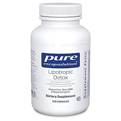 Lipotropic Detox 120c