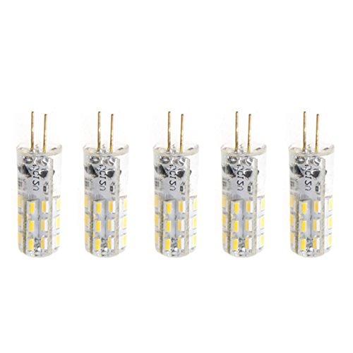 creative-idea G4LED Leuchtmittel Lampe Ersatz Halog ¨ ¨ NES Capsule Lampe Warmweiß Lumi ¨ ¨ re AC/DC 12V 2700~ 3200K