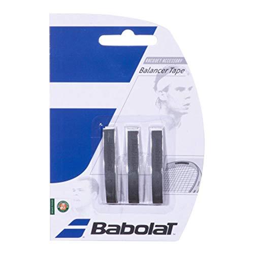 Babolat Balancer Tape 3 X 3 Accesorio Raqueta de Tenis, Negro, Talla...