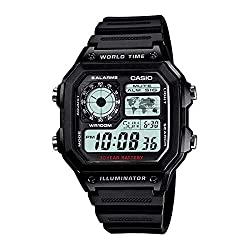 Best Sporty Watches for boys - Casio Youth