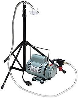 Allegro Industries 9801 T‐100 Jarless Sampling Rotary Vane Pump with Stand
